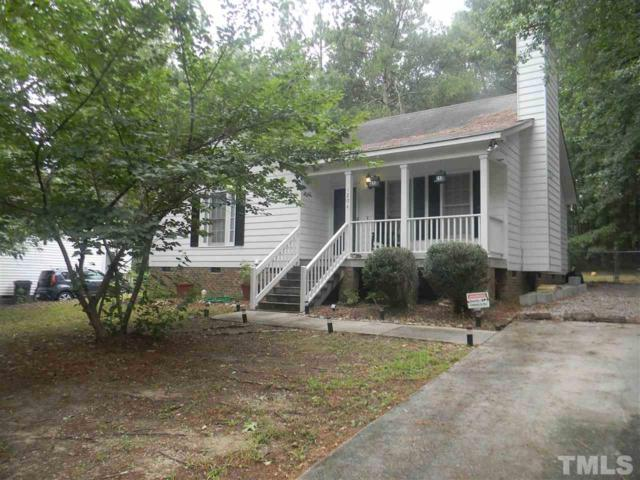 1204 Amber Acres Lane, Knightdale, NC 27545 (#2262962) :: The Jim Allen Group