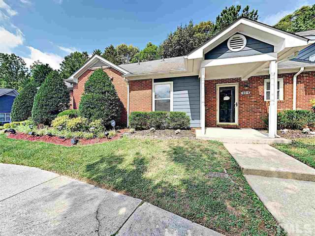 604 Pine Forest Trail, Knightdale, NC 27545 (#2263018) :: Morgan Womble Group