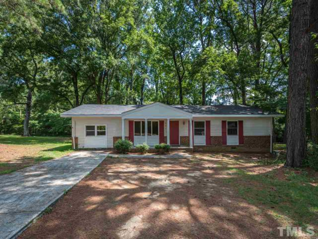 309 Dale Place, Knightdale, NC 27545 (#2263102) :: Morgan Womble Group