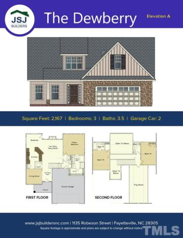 14 Azul Drive Bs 30 Dewberry , Clayton, NC 27520 (#2263111) :: RE/MAX Real Estate Service