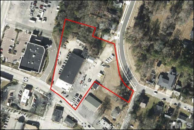 303 E Roosevelt Street, Wake Forest, NC 27587 (#2263145) :: Morgan Womble Group