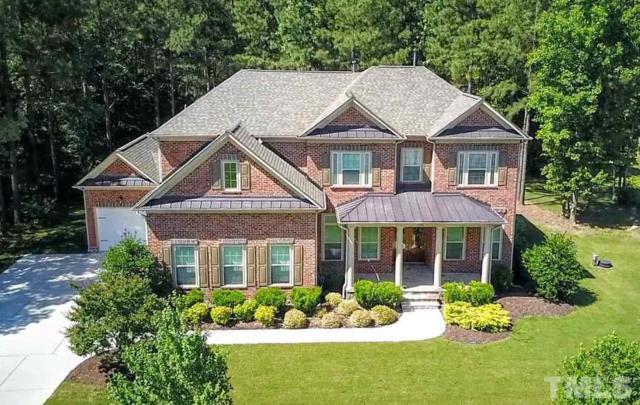 1028 Shagbark Court, Chapel Hill, NC 27517 (#2263159) :: The Jim Allen Group