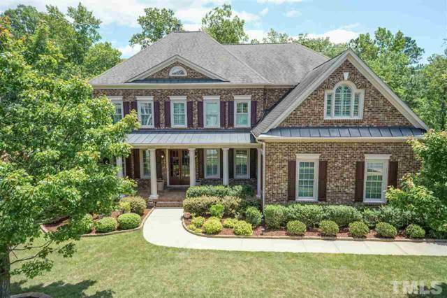 121 Canterwood Drive, Apex, NC 27539 (#2263180) :: Sara Kate Homes