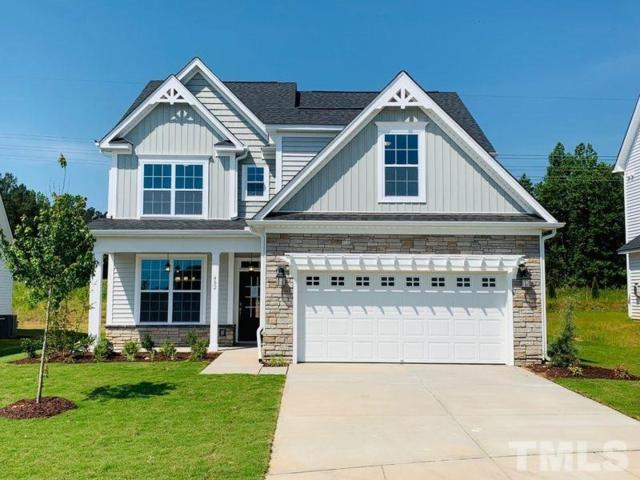 Lot 222 Gypsum Valley Road, Knightdale, NC 27545 (#2263191) :: The Jim Allen Group