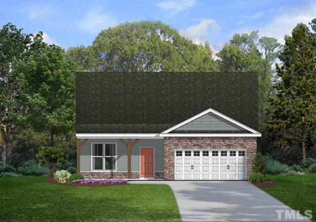 32 Rothes Court #306, Clayton, NC 27527 (#2263202) :: Dogwood Properties