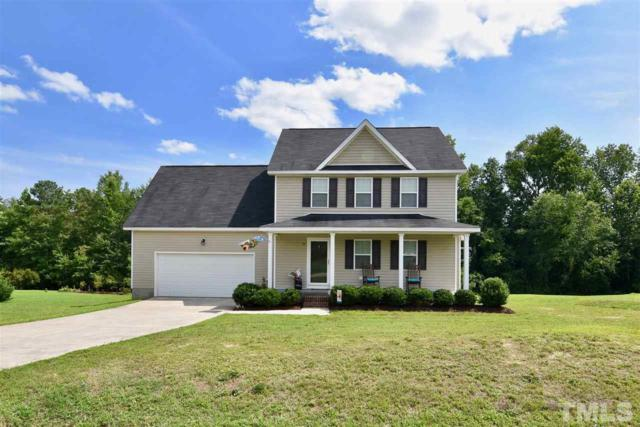 134 Langston Ridge Drive, Angier, NC 27501 (MLS #2263244) :: The Oceanaire Realty