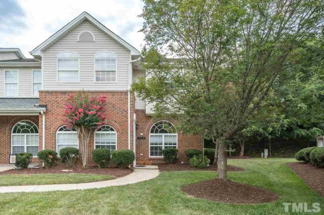 2011 Rivergate Road #106, Raleigh, NC 27614 (#2263269) :: Sara Kate Homes