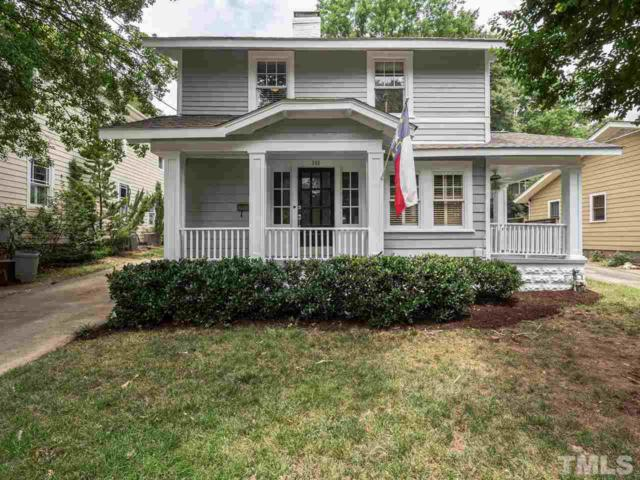 308 Perry Street, Raleigh, NC 27608 (#2263287) :: Marti Hampton Team - Re/Max One Realty