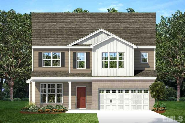 44 Rothes Court #305, Clayton, NC 27527 (#2263289) :: Dogwood Properties