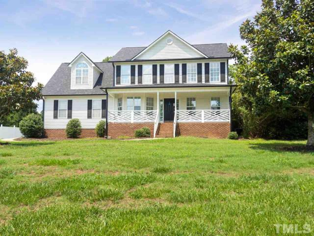102 Allie Drive, Garner, NC 27529 (#2263330) :: RE/MAX Real Estate Service