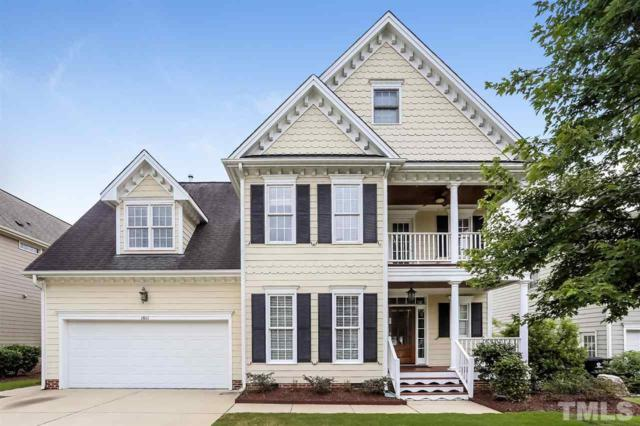1011 Princeton View Lane, Knightdale, NC 27545 (#2263350) :: The Jim Allen Group