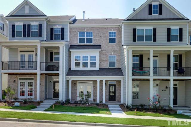 1916 Austin Ridge Parkway #333, Wake Forest, NC 27587 (#2263359) :: Raleigh Cary Realty