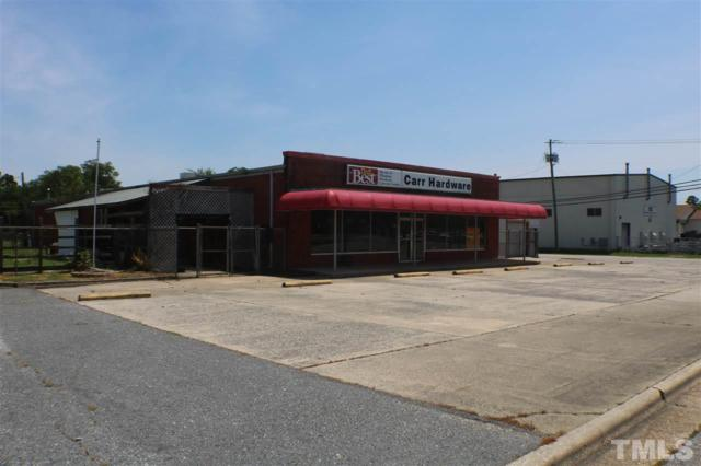 311 E Edgerton Street, Dunn, NC 28334 (#2263362) :: RE/MAX Real Estate Service