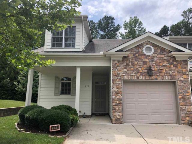 2822 Pickett Road #127, Durham, NC 27705 (#2263414) :: Real Estate By Design