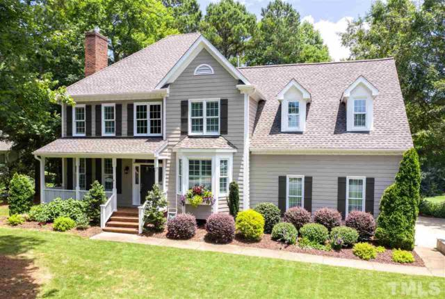 5025 Linksland Drive, Holly Springs, NC 27540 (#2263416) :: The Jim Allen Group