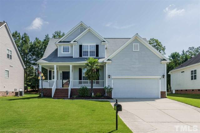 105 Governors House Drive, Morrisville, NC 27560 (#2263426) :: The Jim Allen Group