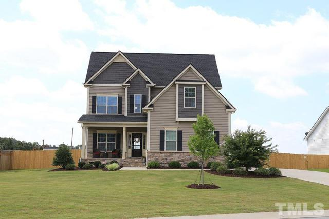 57 Cardona Court, Fuquay Varina, NC 27526 (#2263431) :: The Jim Allen Group