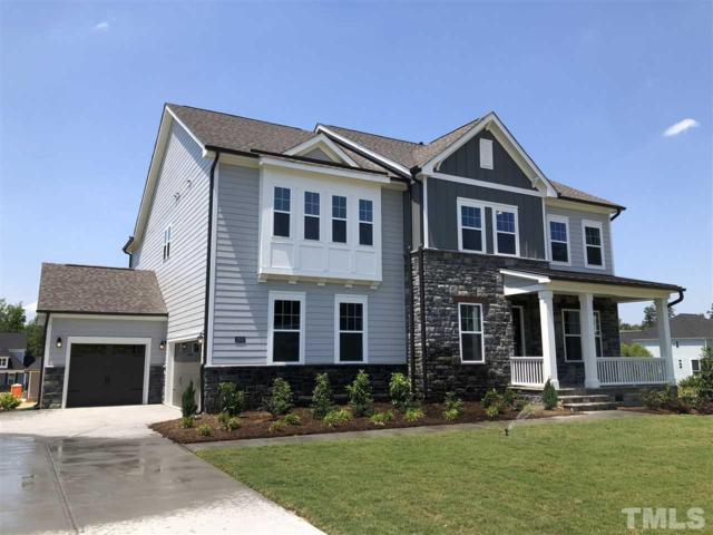 3104 Old Banister Street #72, Apex, NC 27523 (#2263446) :: Raleigh Cary Realty