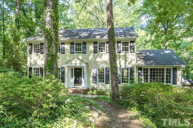604 Sugarberry Road, Chapel Hill, NC 27514 (#2263447) :: The Perry Group