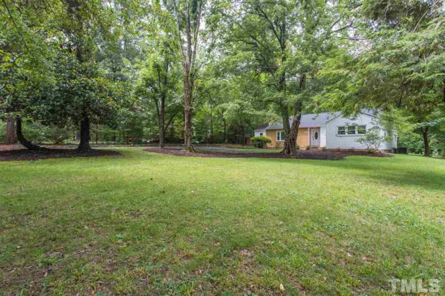 59 Dogwood Acres Drive, Chapel Hill, NC 27516 (#2263482) :: The Jim Allen Group