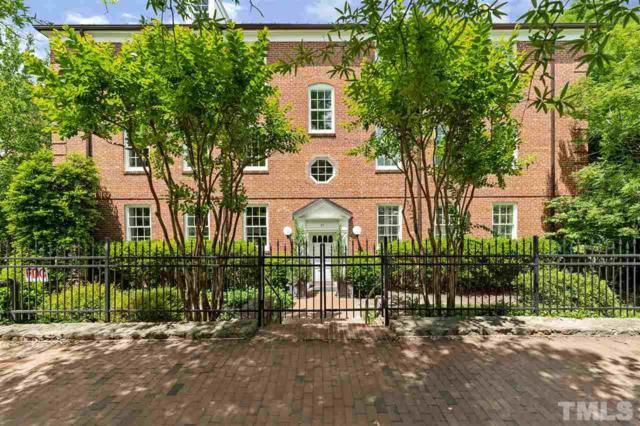 213 E Franklin Street #204, Chapel Hill, NC 27514 (#2263487) :: Morgan Womble Group
