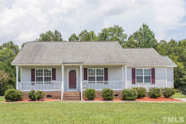 2611 Matthews Road, Clayton, NC 27520 (#2263499) :: The Perry Group