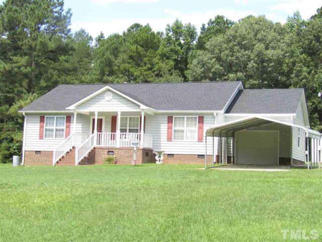 3612 Lee Avenue, Sanford, NC 27332 (#2263530) :: Dogwood Properties