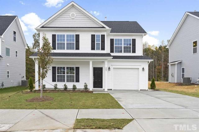 43 W Falcon Court, Clayton, NC 27520 (#2263539) :: Dogwood Properties