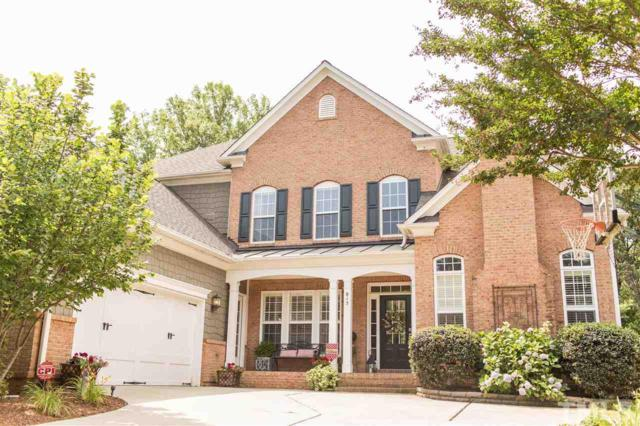 815 Huntsworth Place, Cary, NC 27513 (#2263552) :: Dogwood Properties