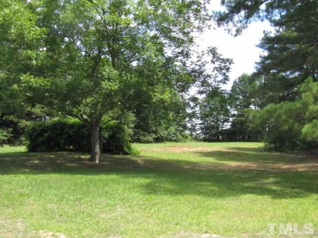 0 Lee Avenue, Sanford, NC 27332 (#2263557) :: Dogwood Properties