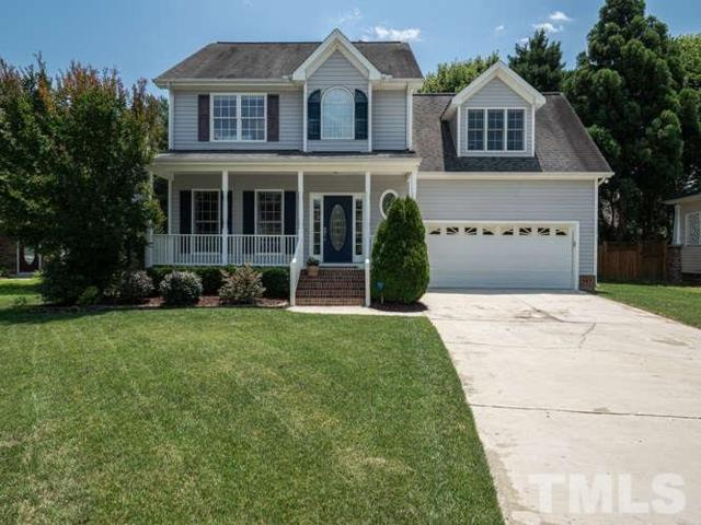 1213 Miracle Drive, Wake Forest, NC 27587 (#2263565) :: M&J Realty Group