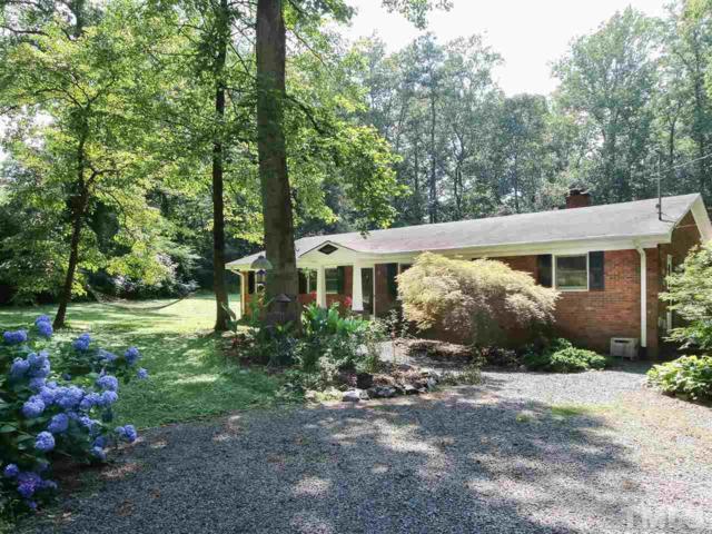 2309 Stansbury Road, Chapel Hill, NC 27516 (#2263570) :: Dogwood Properties