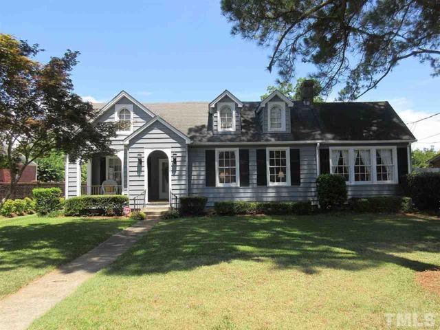 308 Herring Street, Clinton, NC 28323 (#2263574) :: Dogwood Properties