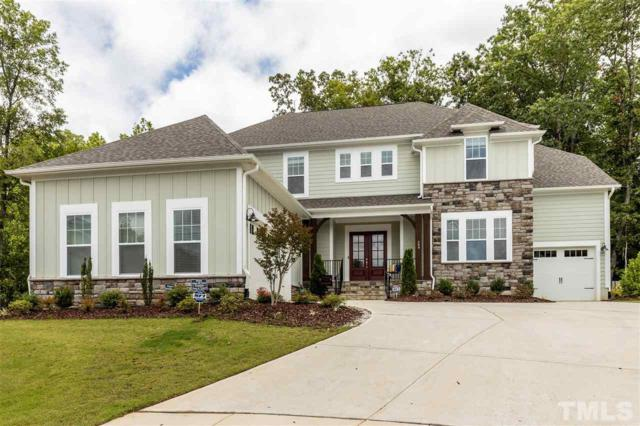309 Queens Plate Court, Raleigh, NC 27606 (#2263589) :: Raleigh Cary Realty