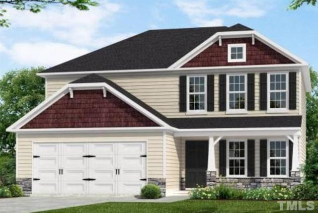 501 Richlands Cliff Drive, Youngsville, NC 27596 (#2263603) :: M&J Realty Group