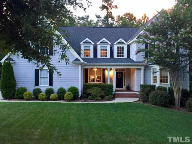 384 Bear Tree Creek, Chapel Hill, NC 27517 (#2263615) :: The Perry Group