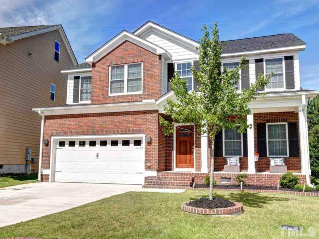 106 Bancroft Brook Drive, Cary, NC 27519 (#2263636) :: Raleigh Cary Realty