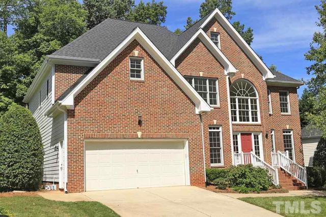 100 Jaslie Drive, Cary, NC 27518 (#2263639) :: Raleigh Cary Realty