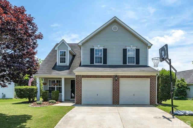 209 Valley Glen Drive, Morrisville, NC 27560 (#2263658) :: Raleigh Cary Realty