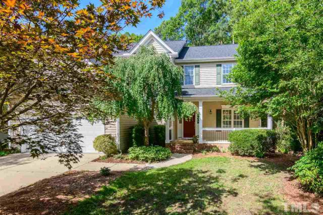 110 Forest Run Place, Cary, NC 27518 (#2263680) :: Raleigh Cary Realty