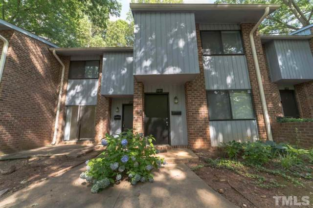1131 Schaub Drive #1131, Raleigh, NC 27606 (#2263688) :: Raleigh Cary Realty