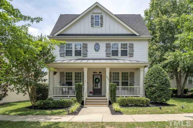 224 Thorndale Drive, Holly Springs, NC 27540 (#2263711) :: Raleigh Cary Realty