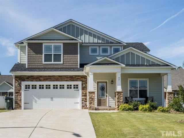 97 Birdo Point Way, Garner, NC 27529 (#2263720) :: The Jim Allen Group