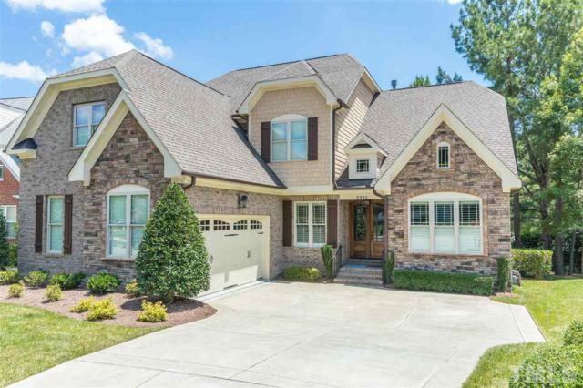2521 Villagio Drive, Apex, NC 27502 (#2263724) :: RE/MAX Real Estate Service