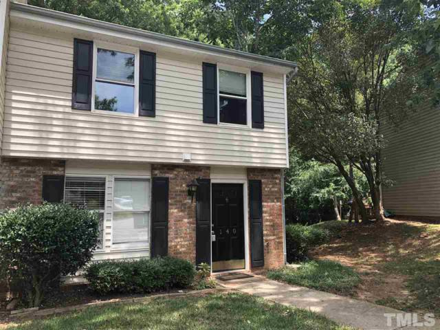 140 Luxon Place, Cary, NC 27513 (#2263726) :: Raleigh Cary Realty