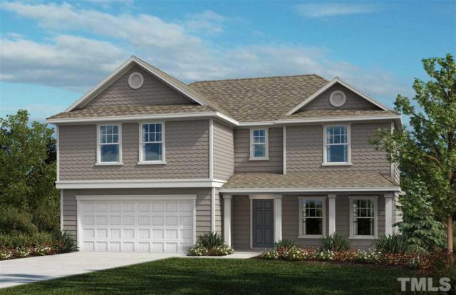 33 Rawls Meadow Lane, Fuquay Varina, NC 27526 (#2263760) :: RE/MAX Real Estate Service