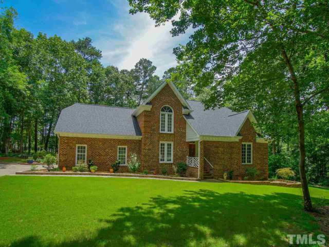 5457 Blue Sage Drive, Raleigh, NC 27606 (#2263772) :: RE/MAX Real Estate Service