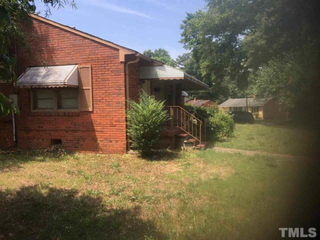 2300 Nelson Street, Raleigh, NC 27612 (#2263782) :: RE/MAX Real Estate Service