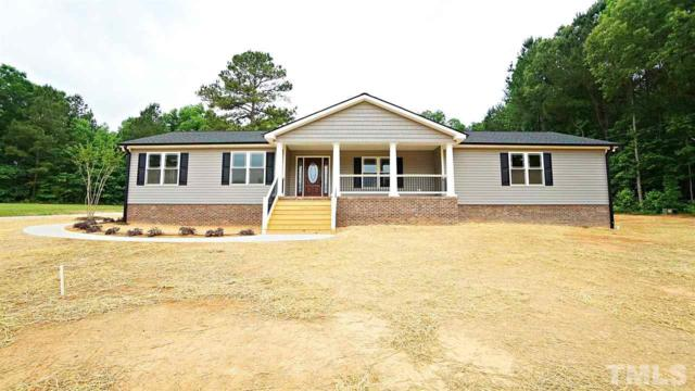 40 Promise Land Road, Louisburg, NC 27549 (#2263788) :: Raleigh Cary Realty