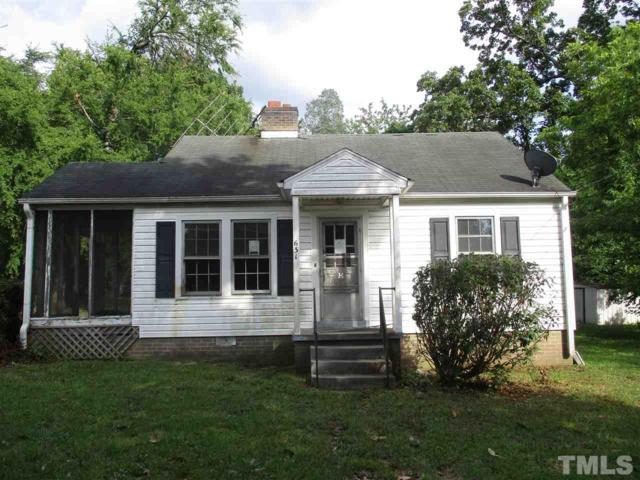 631 E Elm Street, Graham, NC 27253 (#2263789) :: Raleigh Cary Realty